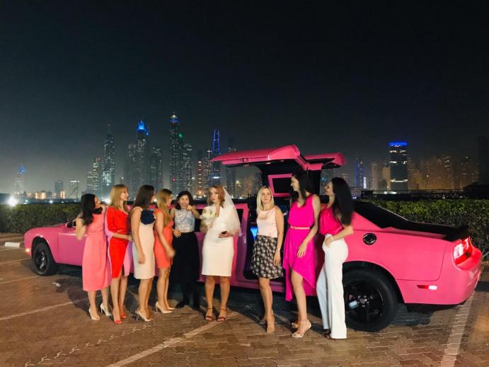 limousine service dubai