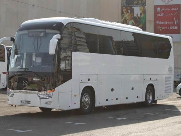 bus rental service in abu dhabi
