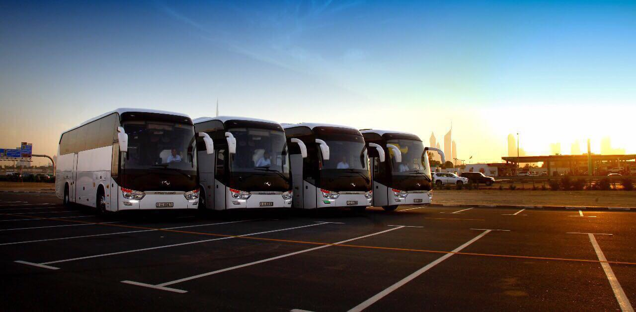 Bus Rental Dubai