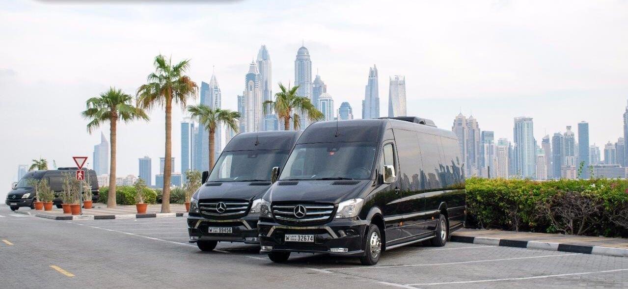 van rental Dubai
