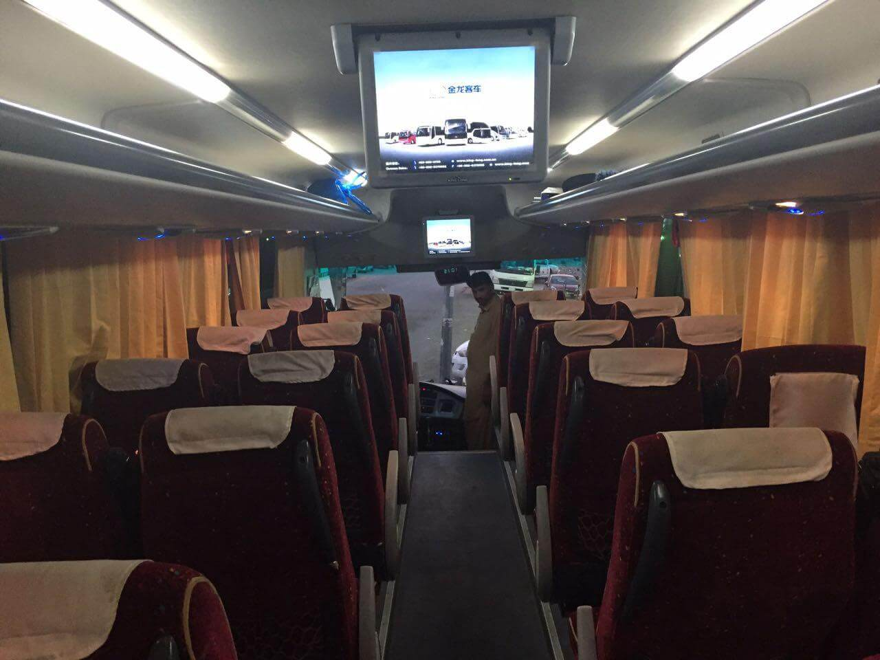 party bus abu dhabi
